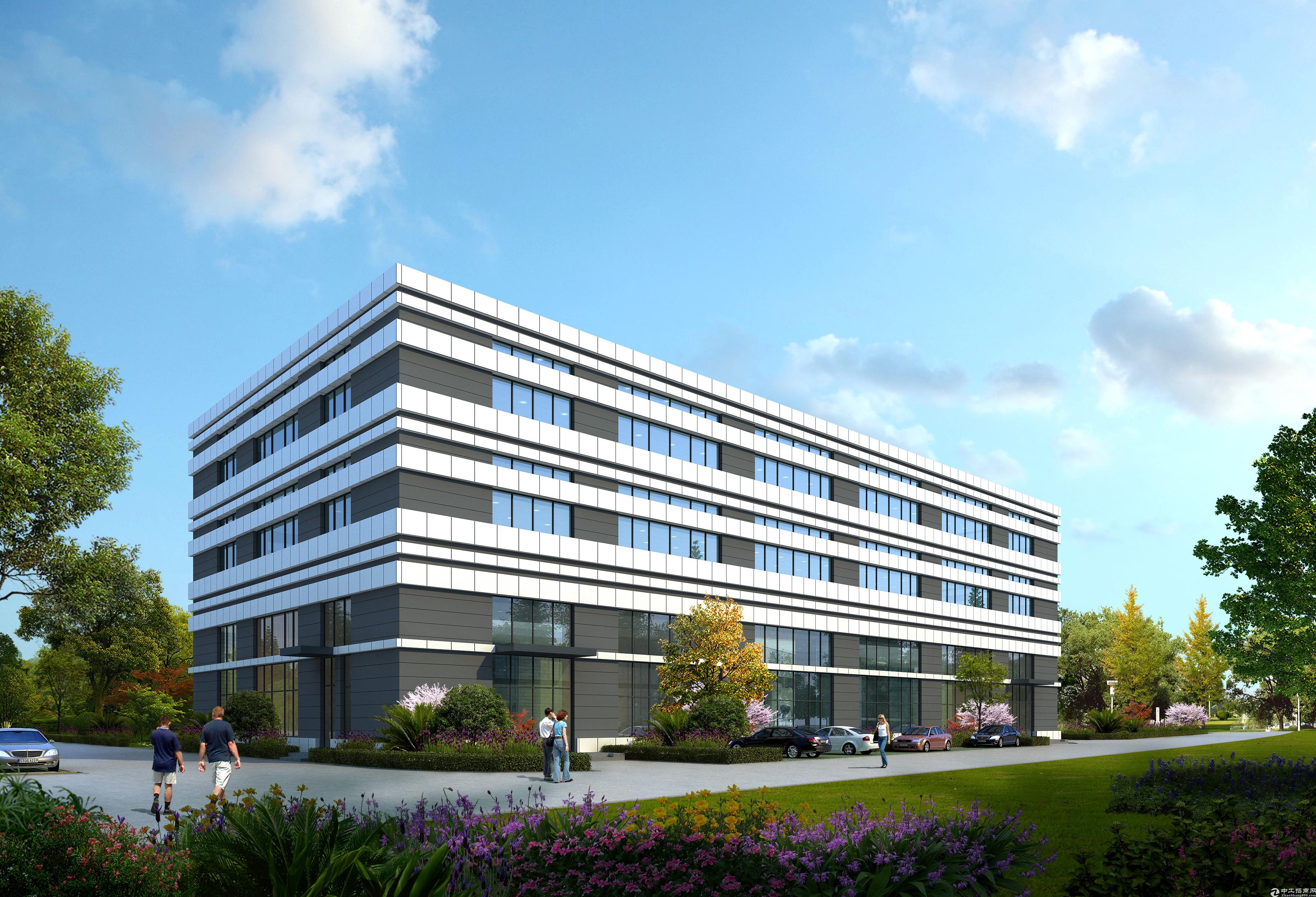 科曼斯产业集团打造全新智造产业园小面积可分割载体