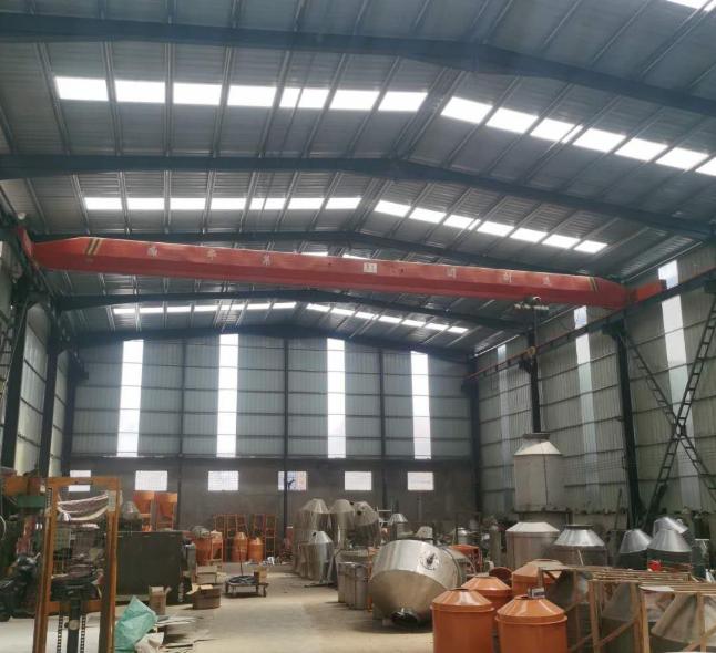 出租荥阳市郑上路旁新建1500平米厂房交通便利