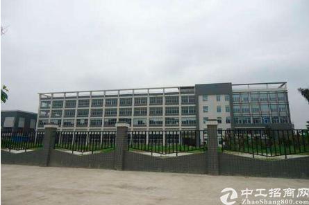 广东肇庆市274亩,建筑85100㎡国有双证厂房转让