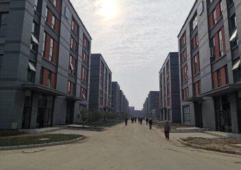 中南高科标准厂房出租8.1米层高独栋花园式办公图片3