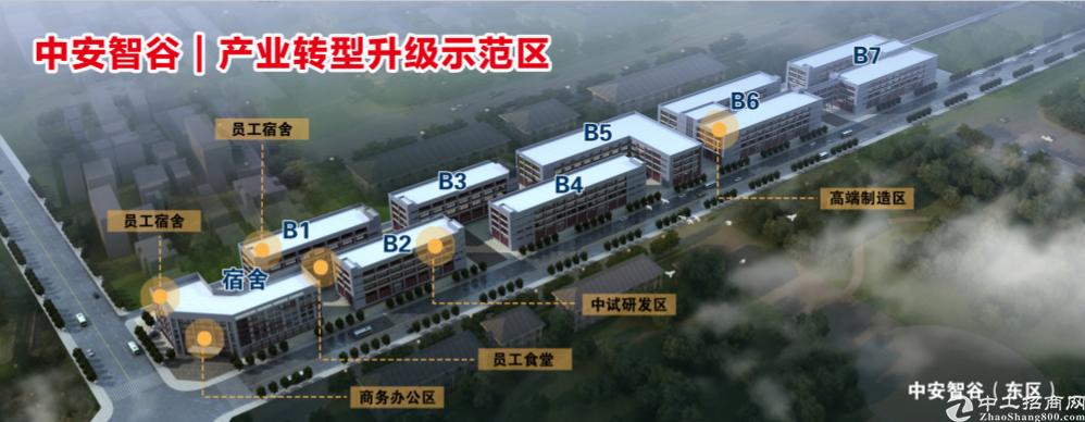 肇庆高端一手厂房直租,高端品质,深圳服务-图2