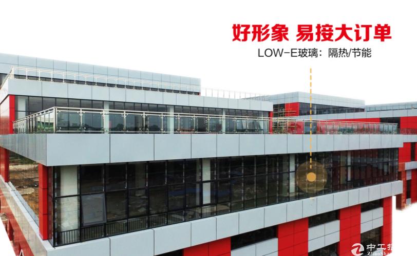 肇庆高端一手厂房直租,高端品质,深圳服务-图3