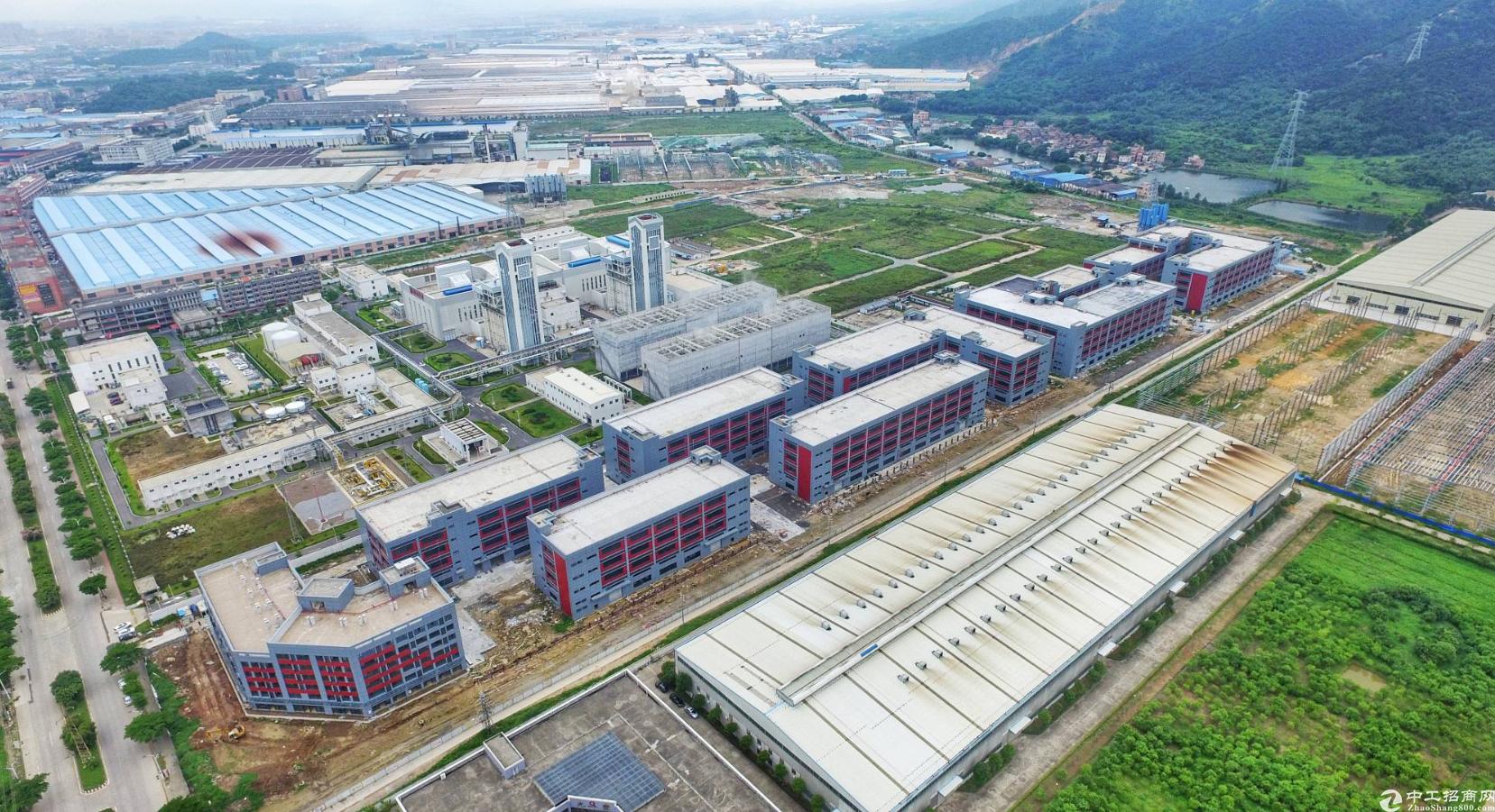 高要金利全新标准厂房出租,层高7米,前店后厂,深圳管理-图3