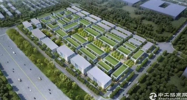 新郑厂房2万入驻,0息分期,园区政策扶持