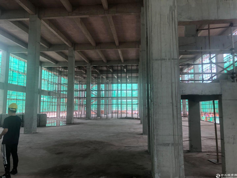 出售全新独栋厂房2000方,首付两成,首层高9M,50年产权