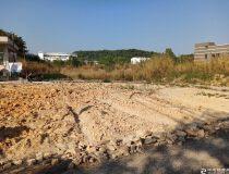 中山民众镇占地10亩国有官网可做污染行业
