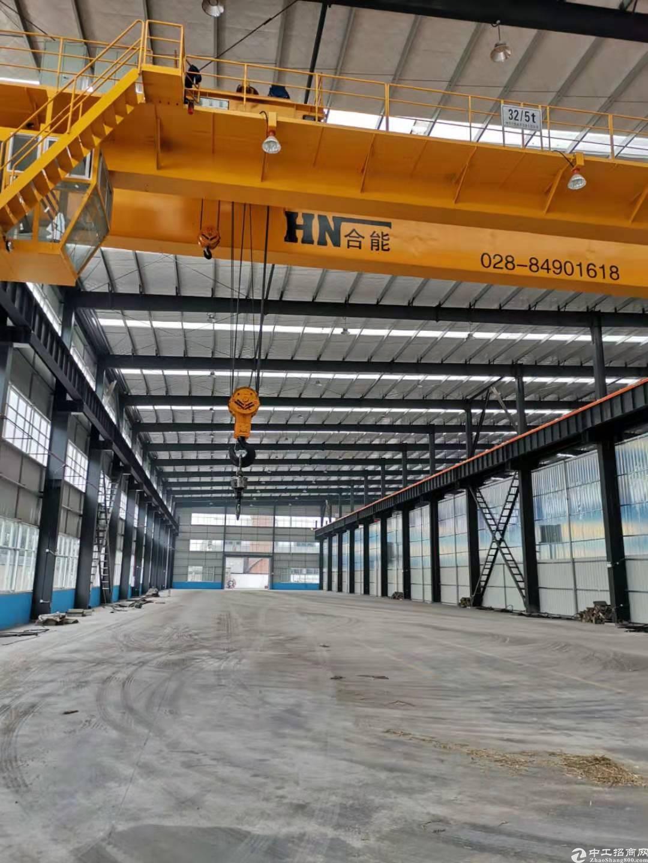 出租龙泉钢结构厂房2000㎡独栋厂房