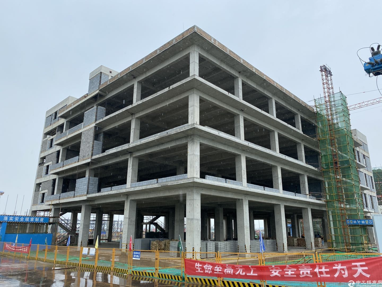 西咸新区厂房出售600㎡起6月封顶可环评50年产权