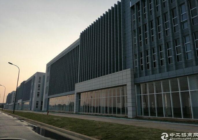 郑州新郑高速口新建路旁标准厂房出售