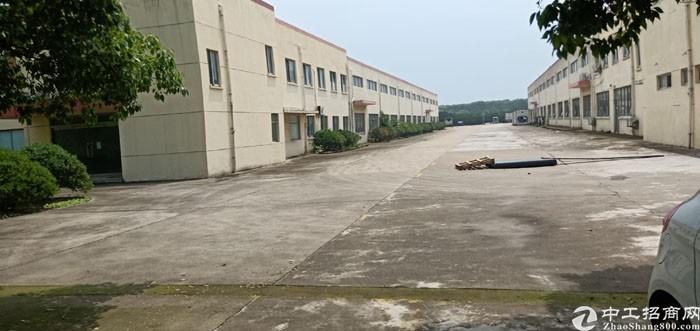 昆山食品厂房出售土地28亩厂房8561平米