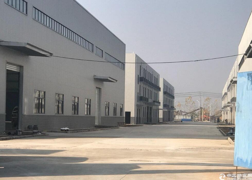 1500平米标准厂房出租,资源齐全可自由分配