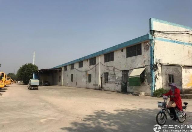 番禺工业区原房东5000平钢结构厂房仓库出租500平起可分租