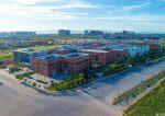 涿州大独栋厂房3000平米可按揭,7.2米挑高可贷款环评松