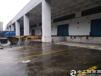 盐田区沙头角附近新出全部卸货平台厂房招租