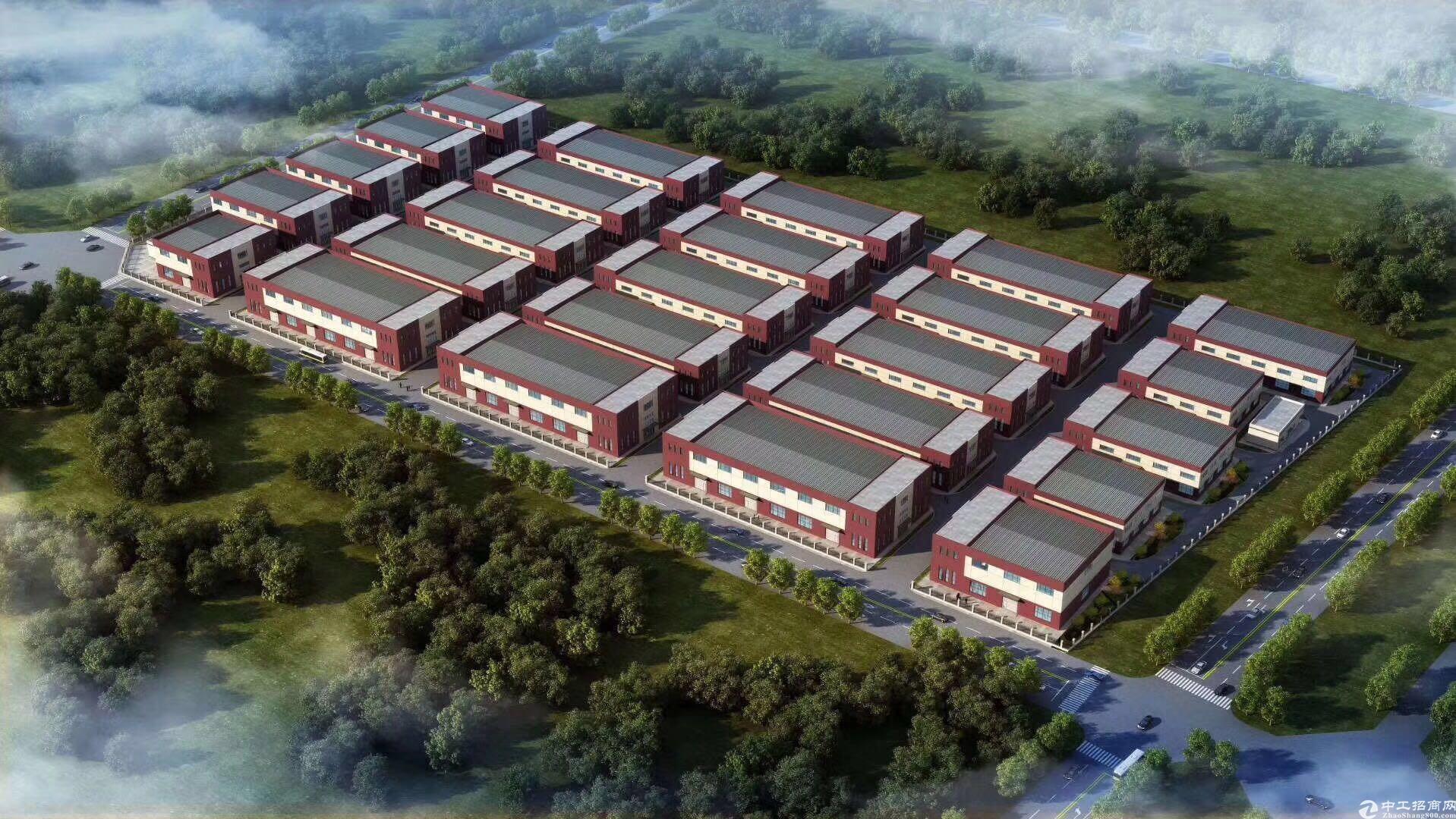 临津产业园二期预售大产权可环评