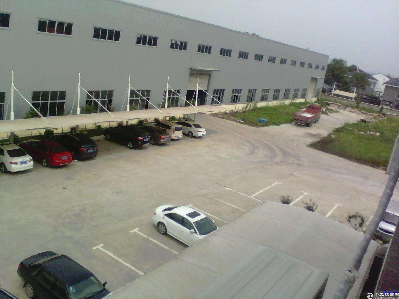 新密牛点镇2000平米工业厂房出租,正规园区证件齐全