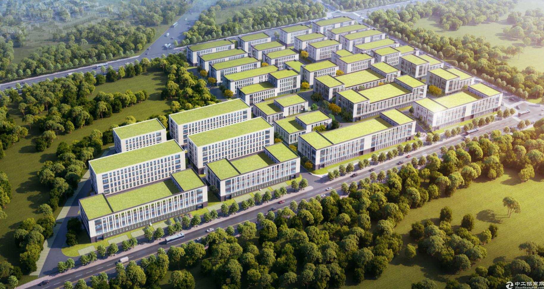 王台全新标准独栋厂房,大产权可贷款