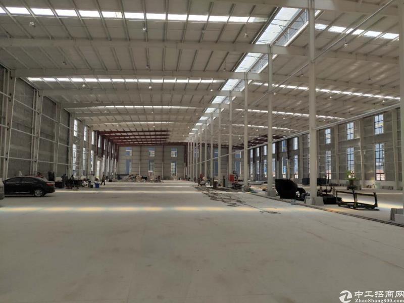 出租单层钢结构厂房,50年产权,可贷款,