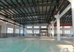 南京高淳1000平钢结构厂房出租,层高9米可装行车