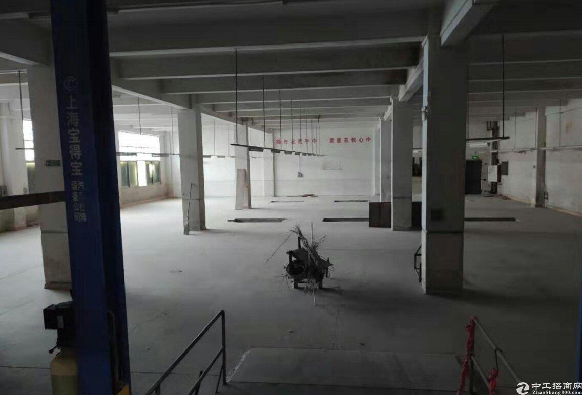 广州新塘建筑12000方国有证厂房出售超大空地交通便利...
