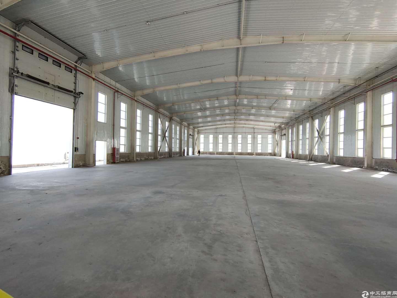 8896平米厂房可分租有环评可稳定生产
