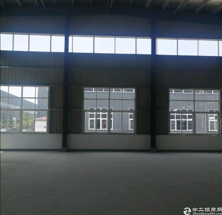 苏州工业园区湖东1楼带行车可分割出售,2500平厂房出售