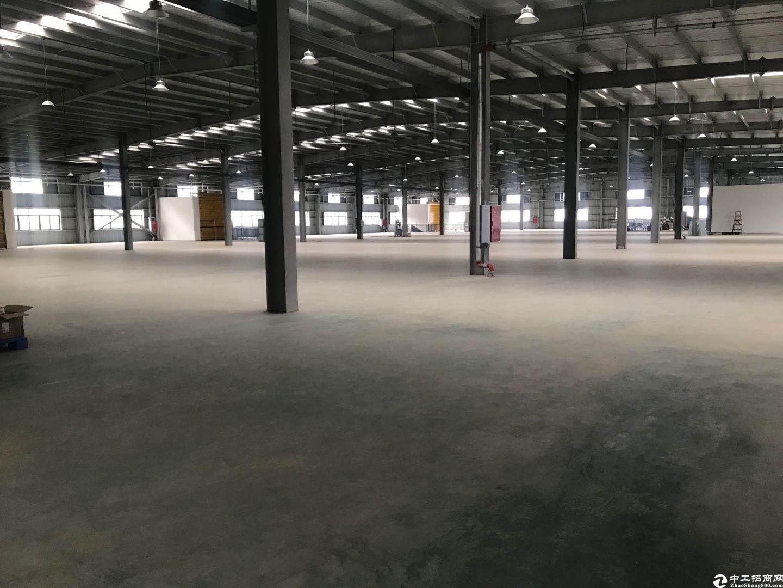 从化街口工业园区7500平全新钢构厂房带动力电
