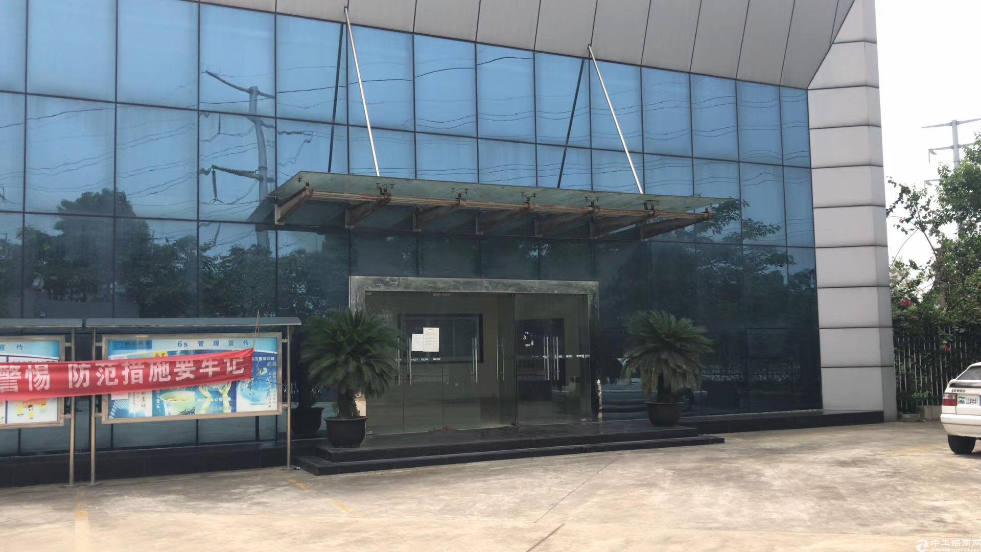 【出租】德阳广汉市独门独院厂房4200平空地6000平