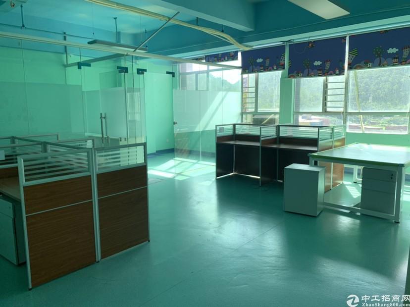 新出精装修培训中心1200平方米招租。手快有