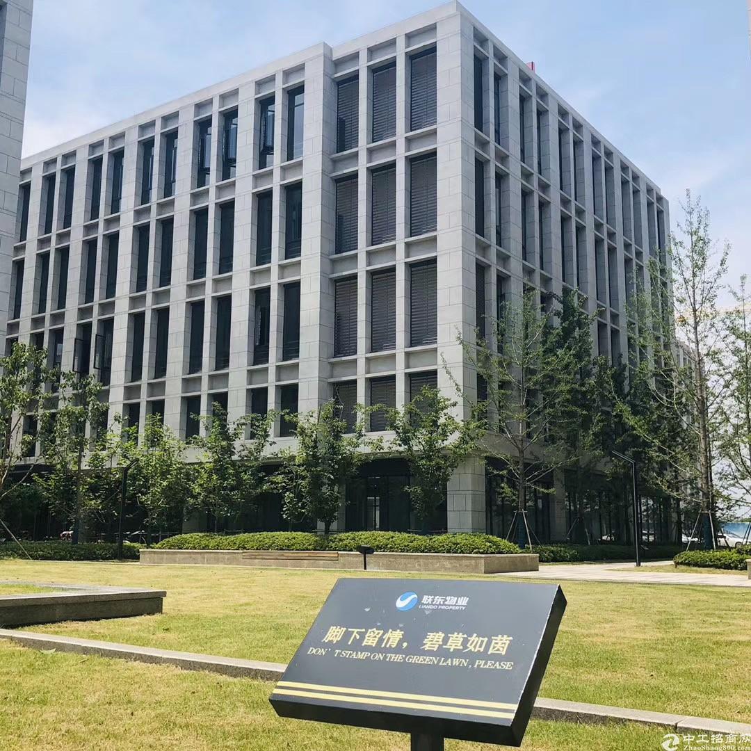 联东U谷姜山项目诚售,有产证,1楼层高7.2米,大车可进