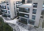 龙岗布吉全景落地窗2160平厂房出租带办公室红本每层高5.5