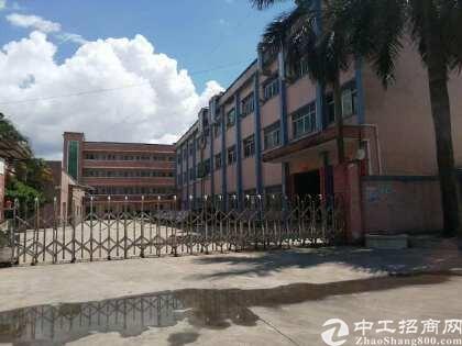 天河珠吉二楼标准厂房650平米实际面积出租精装修