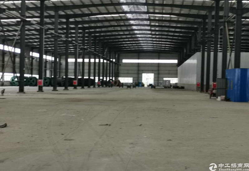 出租德阳工业园独栋厂房,带空坝