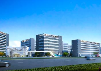 江门枢纽新城50年产权全新厂房出售,适合各种行业首付2成图片2