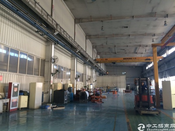 亦庄高标准厂房2000平米,5T航吊,可分割,可注册