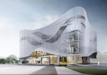 江门新会4000平独栋厂房出售6层50年独立产权图片1
