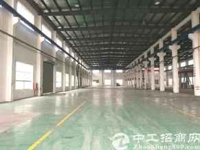 昆山厂房出租昆山开发区7700平米厂房出租-图2