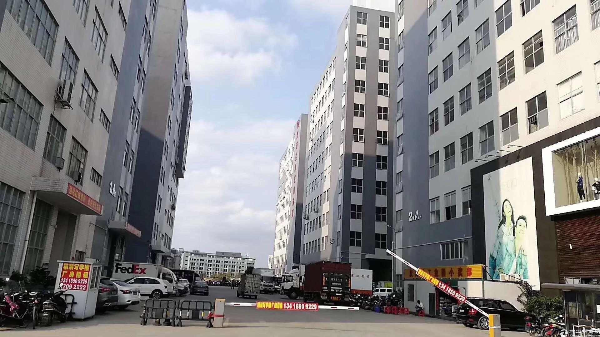 木棉湾地铁站附近大量200平到900平方厂房仓库出租可办环评