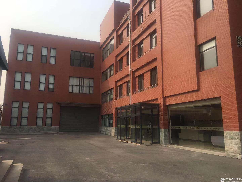 独门独院独栋8500平米经营性园区,科研办公培训