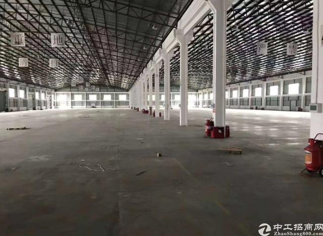 独门独院单一层工业区厂房仓库出租,证件齐全
