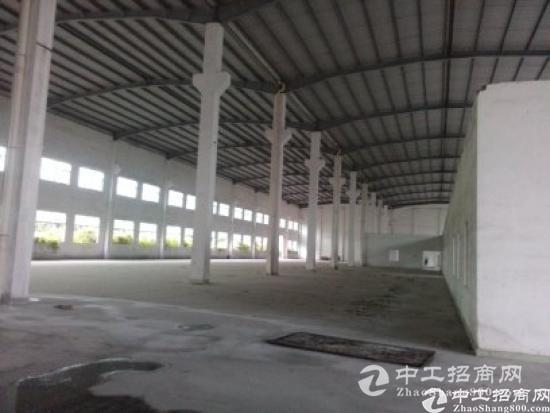 台山钢混结构厂房1200平出售,一楼高6米带牛角