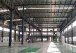 新出独院单一层钢构滴水9米厂房14700方出售
