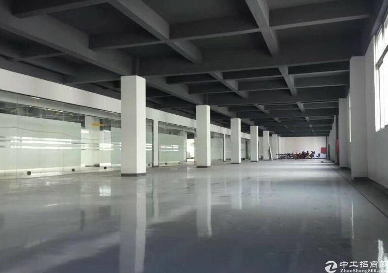 蓬江新出原房单一层厂房出售,内空实量面2200方,无公摊