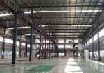 新会独门独院钢构厂房2000平出售,带行车