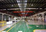 龙泉经开区1600平全新钢构厂房环评已过22元带地坪