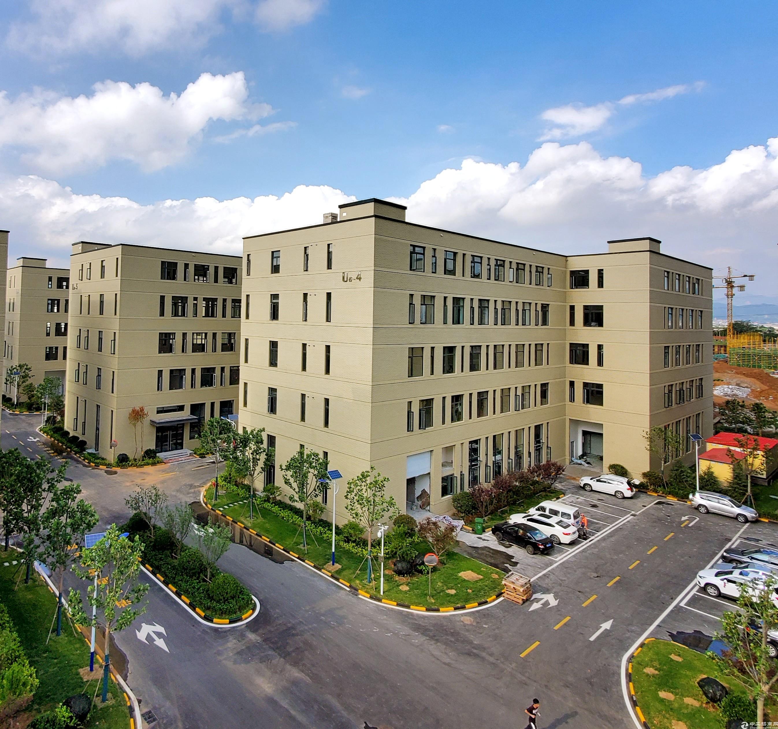 城阳3200平独栋厂房出售,双证可贷款园区环评自带消防