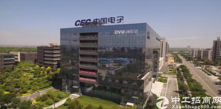 西安市未央区集办公、生产、研发为一体的厂房出售