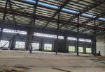 解放大道下延线,钢结构厂房出售,930平米起