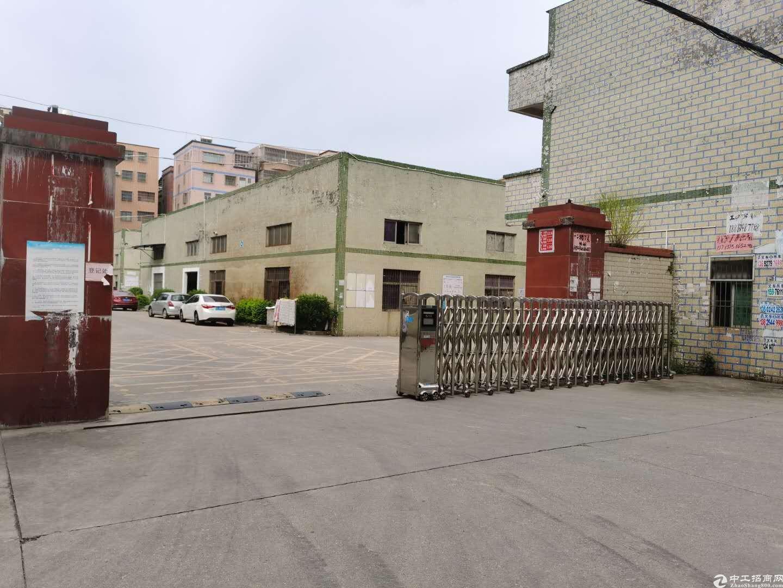 园洲厂房仓库可做破碎小独院2000平小厂房仓库500平可分租