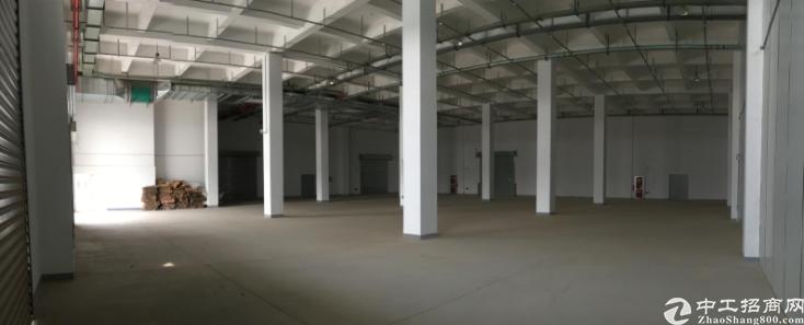 长安区引镇百丽物流园17000㎡厂房出租,配有装卸平台